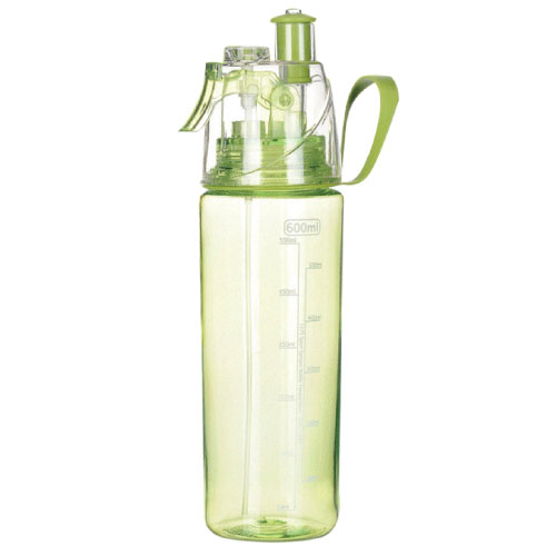 兩用噴霧運動水瓶